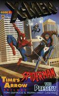 X-Men/Spider-Man Time's Arrow Trilogy PB (1998 Berkley Novel) 2-1ST