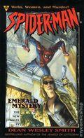 Spider-Man Emerald Mystery PB (2000 Novel) 1-1ST