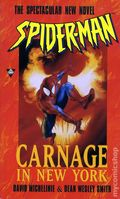 Spider-Man Carnage in New York PB (1995 Novel) 1-1ST