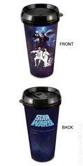 Star Wars 16 oz. Plastic Travel Mug (2010) MUG-01