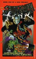 Spider-Man The Gathering of the Sinister Six PB (1999 Novel) 1-1ST