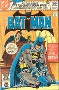 Batman (1940) Mark Jewelers 329MJ