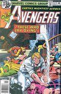 Avengers (1963 1st Series) Mark Jewelers 177MJ