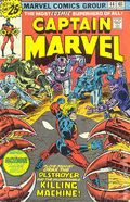 Captain Marvel (1968 1st Series Marvel) Mark Jewelers 44MJ