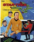 Star Trek Punch-Out and Play Album SC (1975) 1-1ST