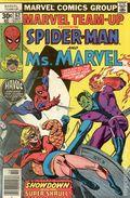 Marvel Team-Up (1972 1st Series) Mark Jewelers 62MJ