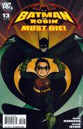 Batman and Robin (2009) 13B