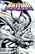 Batman Odyssey (2010) 1B