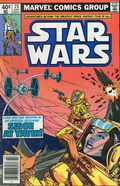 Star Wars (1977 Marvel) Mark Jewelers 25MJ