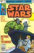 Star Wars (1977 Marvel) Mark Jewelers 31MJ