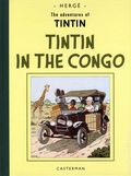 Adventures of Tintin in the Congo HC (1991 Last Gasp) 1-REP