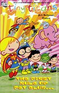Tiny Titans The First Rule of Pet Club TPB (2010 DC) 1-1ST