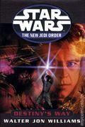 Star Wars The New Jedi Order Destiny's Way HC (2002 Novel) 1A-1ST