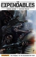 Expendables TPB (2010 Dynamite) 1-1ST