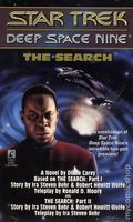 Star Trek Deep Space Nine The Search PB (1994 Pocke Novel) 1-1ST