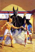 Larry Elmore Fantasy Postcard Critters (2001 Series 1) CARD-01