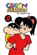 Crayon Shinchan GN (2002 Comics One Edition) 9-1ST