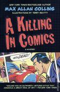 Killing in Comics SC (2007 Berkley Novel) By Max Allan Collins 1-1ST