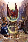 Larry Elmore Fantasy Postcard Magic Users (2001) CARD-01