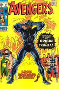 Avengers (1963 1st Series) National Diamond 87NDS