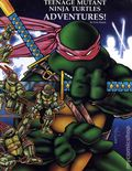 Teenage Mutant Ninja Turtles Adventures SC (1986 Palladium Books) Role-Playing Game 1-REP