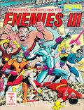 Enemies SC (1981-1984 Champions Role-Playing Game) 3-1ST