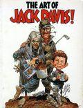 Art of Jack Davis SC (1987 Stabur Press) 1st Edition 1-1ST