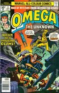 Omega The Unknown (1976) UK Edition 4UK