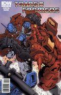 Transformers (2009 IDW) 11A
