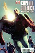 Captain America Patriot (2010) 2