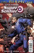 Steve Rogers Super-Soldier (2010 Marvel) 3