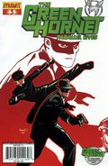 Green Hornet Parallel Lives (2010 Dynamite) 3A