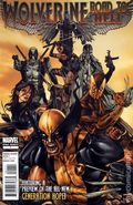 Wolverine Road to Hell (2010) 1