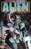Alien Pig Farm 3000 TPB (2010 Raw) 1-1ST