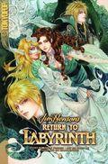 Return to Labyrinth GN (2006-2010 Tokyopop Digest) 4-1ST