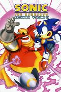Sonic the Hedgehog Archives (2006-2015 An Archie Digest) 13-1ST