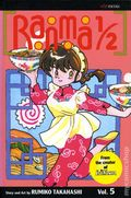 Ranma 1/2 TPB (2003-2006) Action Edition 5-REP