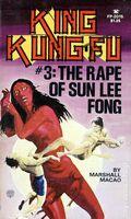 K'ing Kung-Fu PB (1973-1974 Novel) 3-1ST