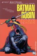 Batman and Robin HC (2010-2011 DC) The Deluxe Edition 2-1ST