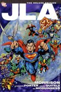 JLA HC (2008-2010 DC) Deluxe Edition 4-1ST
