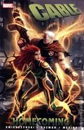 Cable TPB (2008-2010 Marvel) By Duane Swierczynski 4-1ST