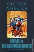Captain America War and Remembrance HC (2010) 1-1ST