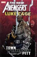 New Avengers Luke Cage Town without Pity TPB (2010 Marvel) 1-1ST