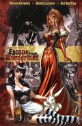 Grimm Fairy Tales Presents Escape from Wonderland HC (2010 Zenescope) 1-1ST
