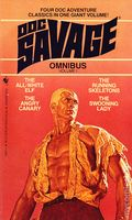 Doc Savage Omnibus PB (1986-1990 Novel) 1-1ST