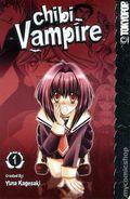 Chibi Vampire GN (2006-2009 Tokyopop Digest) 1-REP