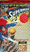 Superman The Fall of Metropolis Collectors Set (1994) 0