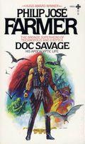 Doc Savage His Apocalyptic Life PB (1981 Novel) Playboy Edition 1-1ST