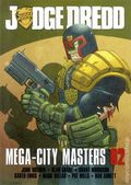 Judge Dredd Mega-City Masters TPB (2010-2011 Simon & Schuster) 2-1ST
