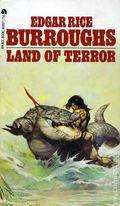 Land of Terror PB (1964 Novel Ace Sci-Fi Classic) 1-REP